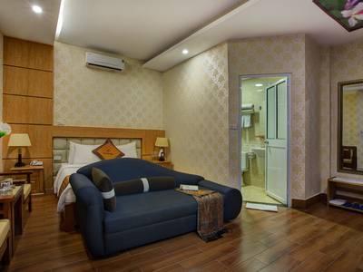 Khách sạn gần đường Phương Mai hà Nội 5