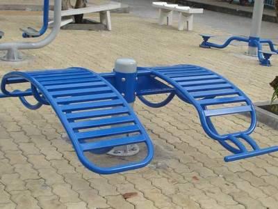 Bán máy tập công viên - Chuyên lắp đặt thiết bị thể thao ngoài trời 9