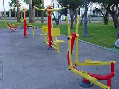 Bán máy tập công viên - Chuyên lắp đặt thiết bị thể thao ngoài trời 11