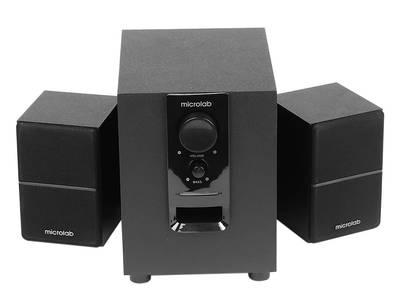 Loa vi tính bluetooth Microlab M-106BT 2.1 màu đen chính hãng 2