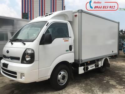 Xe tải THACO KIA K250 thùng Đông Lạnh - Hỗ trợ trả góp - Bình Dương 2