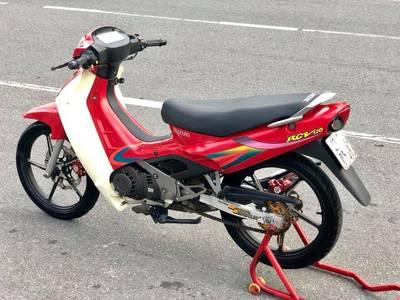 Bán Suzuki Xipo 120 Đỏ Trắng Full đồ chơi. Giá 26 triệu 8