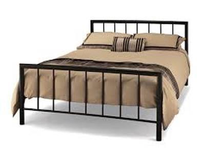 Giường sắt cho Homestay, giường sắt cho nhà nghỉ, giường sắt cho khách sạn 1