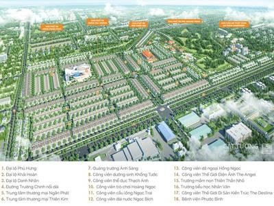 Đất dự án Cát Tường Phú Hưng -Tp Đồng Xoài, Bình Phước 9