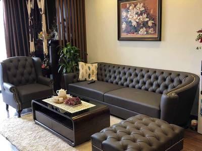 Bộ sưu tập sofa tân cổ điển phòng khách phong cách hoàng gia 3