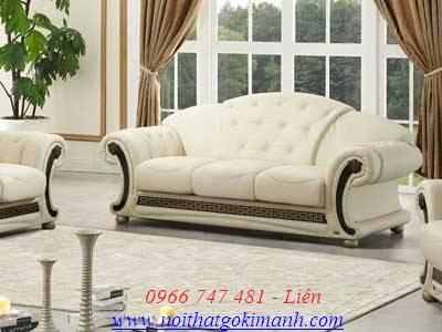 Bộ sưu tập sofa tân cổ điển phòng khách phong cách hoàng gia 4