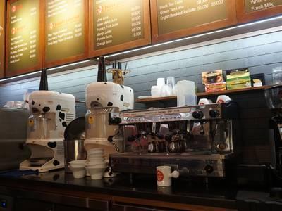 Cần sang nhượng quán cafe, bingsu HQ Snow Island BigC Thăng Long 4