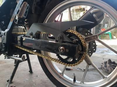 Nhông xích vàng Thailand, cho các loại xe máy. 18