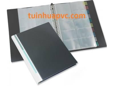 Sản xuất cung cấp số lượng lớn bao bì nhựa dẻo, sổ name card, làm theo yêu cầu... 7