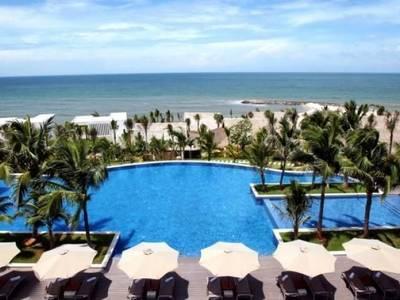 Ưu đãi 2N1Đ nghỉ dưỡng tại The Cilff Resort 4  Phan Thiết dành cho 02 người   gồm ăn sáng 0