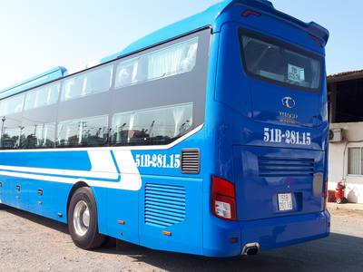 Xe vip limousine Thaco Mobihome 34 Buồng giường mới nhất 2019 8