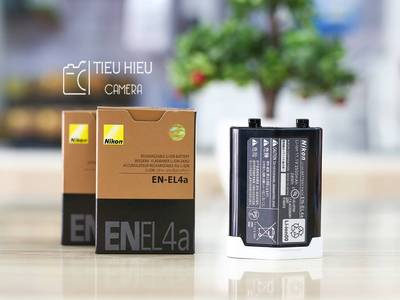 Pin Và Sạc Cho Máy Nikon 1