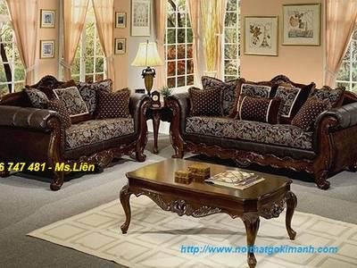 Xưởng sản xuất sofa tân cổ điển giá rẻ TP.HCM 8