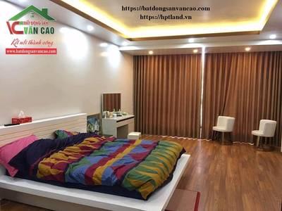 Cho thuê nhà Văn Cao xây mới đẹp 4 tầng full nội thất tiện nghi Hải Phòng để ở hoặc làm văn phòng 17