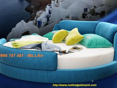 Nơi bán giường tròn giá rẻ, uy tín, chất lượng 3