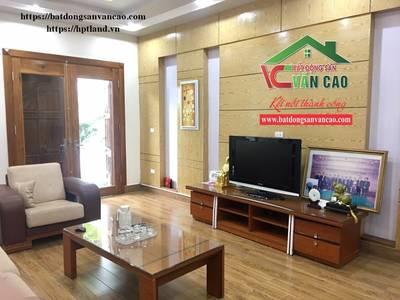 Bán Nhà ngõ 193 Văn Cao mới xây đẹp 4,5 tầng full nội thất 4 phòng ngủ khép kín 16