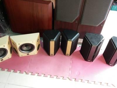 Loa toàn dải Tanoy- Loa Bose 201seri 2 và 3. seri4- Loa JBL control 1-3-5-28-29.- Loa 6 cạnh 4 loa. 4