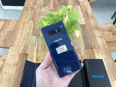 Samsung Note 8 Quốc Tế 2 Sim mới 100 tại 2C MOBILE 2