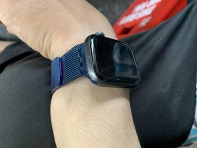 Apple watch srie 4 lte black size 40 bảo hành 6.1.2020