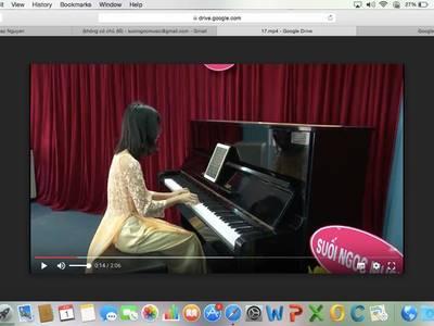 Hà Nội - Khai giảng lớp học đàn Piano, Violin, Ghita, Ukulele, Organ, Đệm hát, thanh nhạc 3