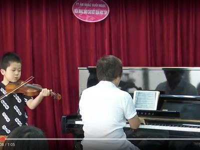 Hà Nội - Khai giảng lớp học đàn Piano, Violin, Ghita, Ukulele, Organ, Đệm hát, thanh nhạc 6