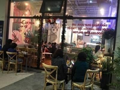 Sang nhượng quán cafe CT15 Toà T3 KĐT Việt Hưng,Quận Long Biên, Hà Nội 1