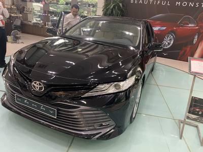 Toyota Camry 2.0E 2019 Full option, giao xe ngay 0