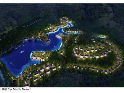 Sở hữu ngay 1 căn biệt thự 2 tầng rộng 150m2 FULL NỘI THẤT Cao Cấp Sakana Resort- Hòa Bình 3
