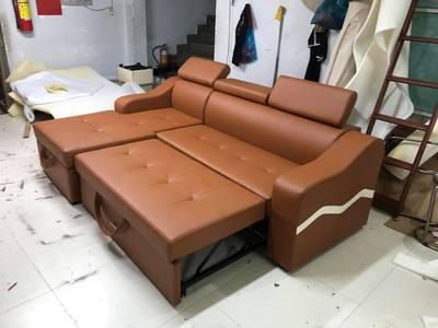 Sofa giường giá rẻ, tiện lợi. 2