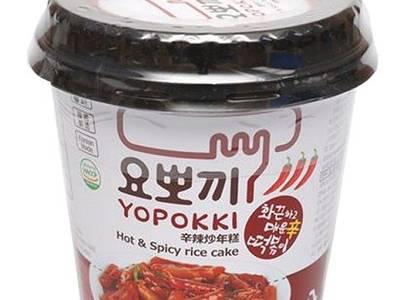 Tìm đại lý phân phối hàng bánh gạo Topokki Hàn Quốc 3