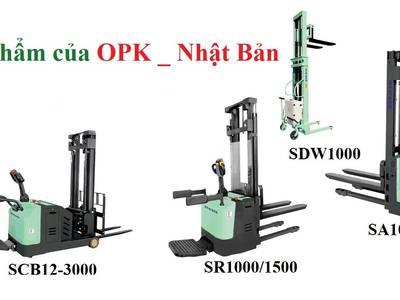 Thiết bị Nâng hàng OPK Nhật Bản 11