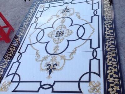 Gạch thảm trang trí vl098 8
