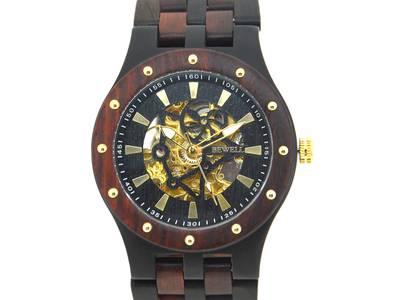 Đồng hồ cơ nam cao cấp, Đồng hồ đeo tay cơ nam, Đồng hồ cơ bạc không gỉ cao cấp 6