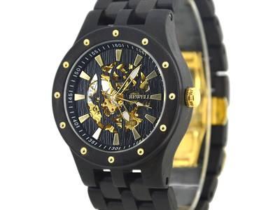 Đồng hồ cơ nam cao cấp, Đồng hồ đeo tay cơ nam, Đồng hồ cơ bạc không gỉ cao cấp 13