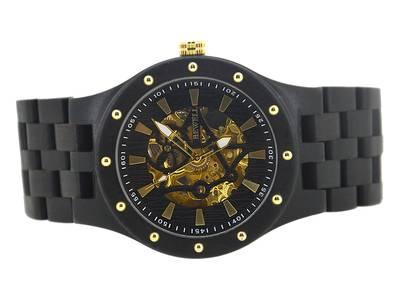 Đồng hồ cơ nam cao cấp, Đồng hồ đeo tay cơ nam, Đồng hồ cơ bạc không gỉ cao cấp 15