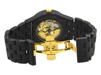 Đồng hồ cơ nam cao cấp, Đồng hồ đeo tay cơ nam, Đồng hồ cơ bạc không gỉ cao cấp 16
