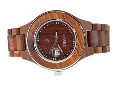 Đồng hồ, Đồng hồ nam đeo tay bằng gỗ, Đồng hồ handmade bằng gỗ, Đồng hồ gỗ đeo tay 13