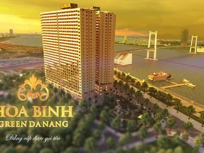 Căn ngoại giao đẹp nhất dự án Hòa Bình Green Đà Nẵng, Cam kết 12/năm, CK 23. LIÊN HỆ NGAY 5