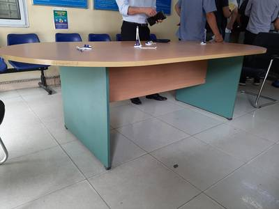 Chân bàn tăng chỉnh 18mm 4