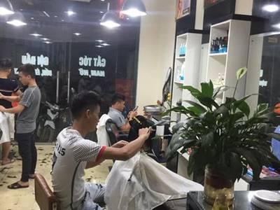 Cần sang nhượng salon tóc ở phố Trịnh Đình Cửu, Lê Trọng Tấn, Thanh Xuân, Hà Nội 0