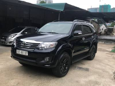 Bán xe Fortuner 2014 0