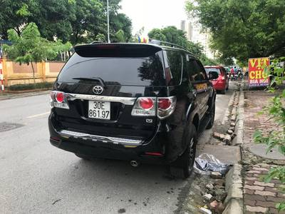 Bán xe Fortuner 2014 4