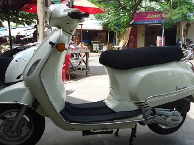 Xe honda, 125cc, mẫu giống lx màu trắng, 15,5t 2