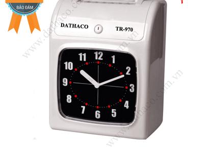 Máy chấm công thẻ giấy DATHACO TR-970 1