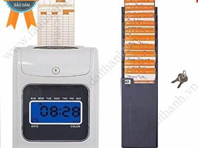 Máy chấm công thẻ giấy DATHACO TR-970 2