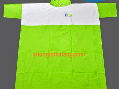 Sản xuất áo mưa tại Huế, in áo mưa tại Huế, in áo mưa quảng cáo tại Huế 4
