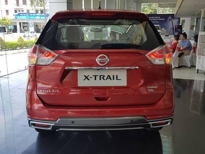 Nissan Xtrail 2.5L V - Series Luxury  2019  - Mr Liêm - Giá Tốt tại Nissan Đà Nẵng 2