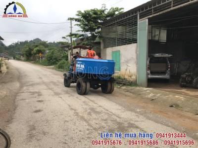 Bàn giao thành công máy trộn bê tông tự hành Hồng Hà tại Lạng Sơn 6