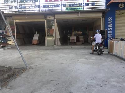 Cho thuê nhà xưởng kiên cố tại Lô 18 Võ Chí Công 0