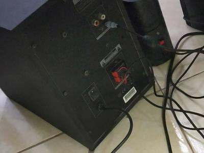 Loa microlab. X2 0